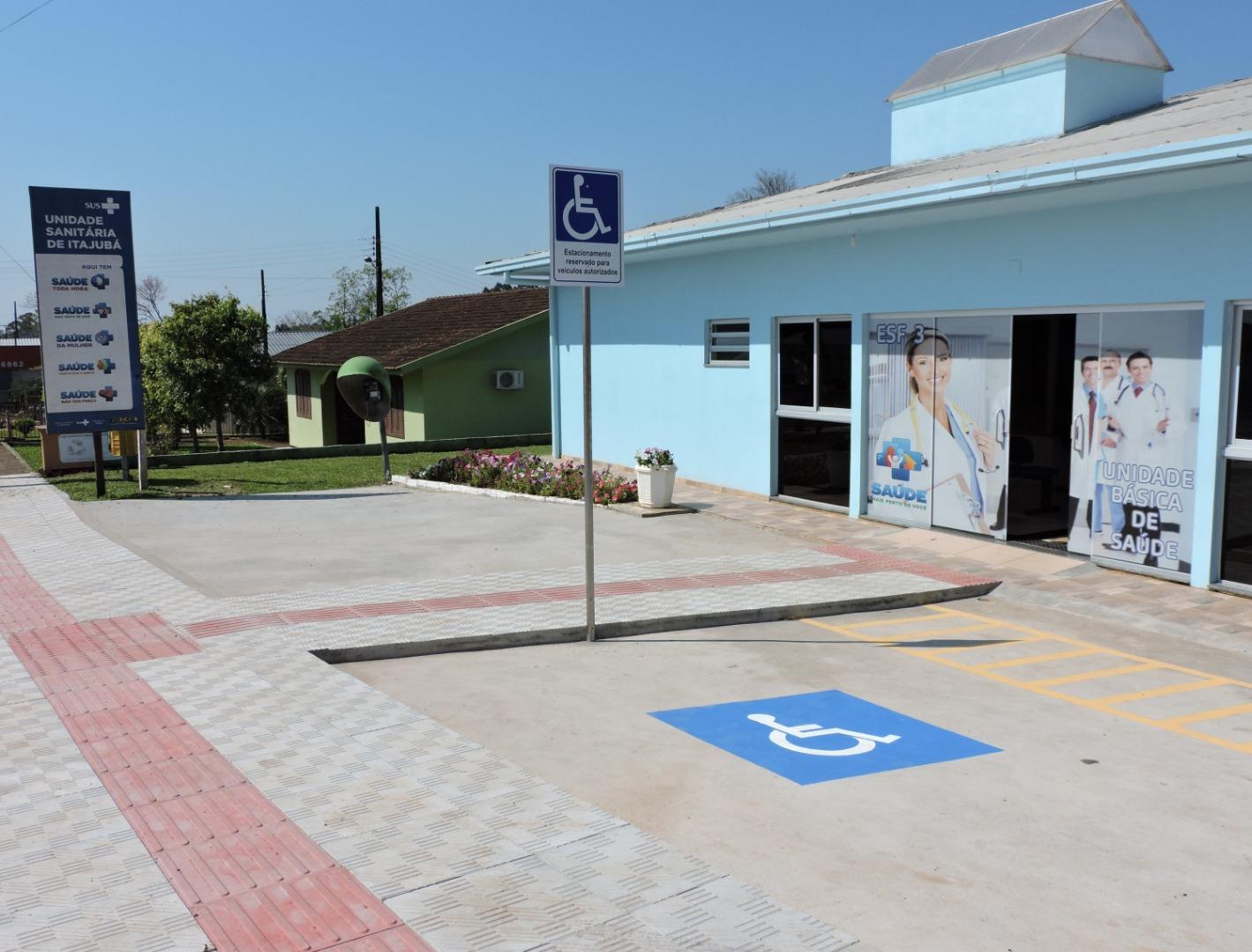 Descanso investe cerca de R$ 20 mil em obras de acessibilidade