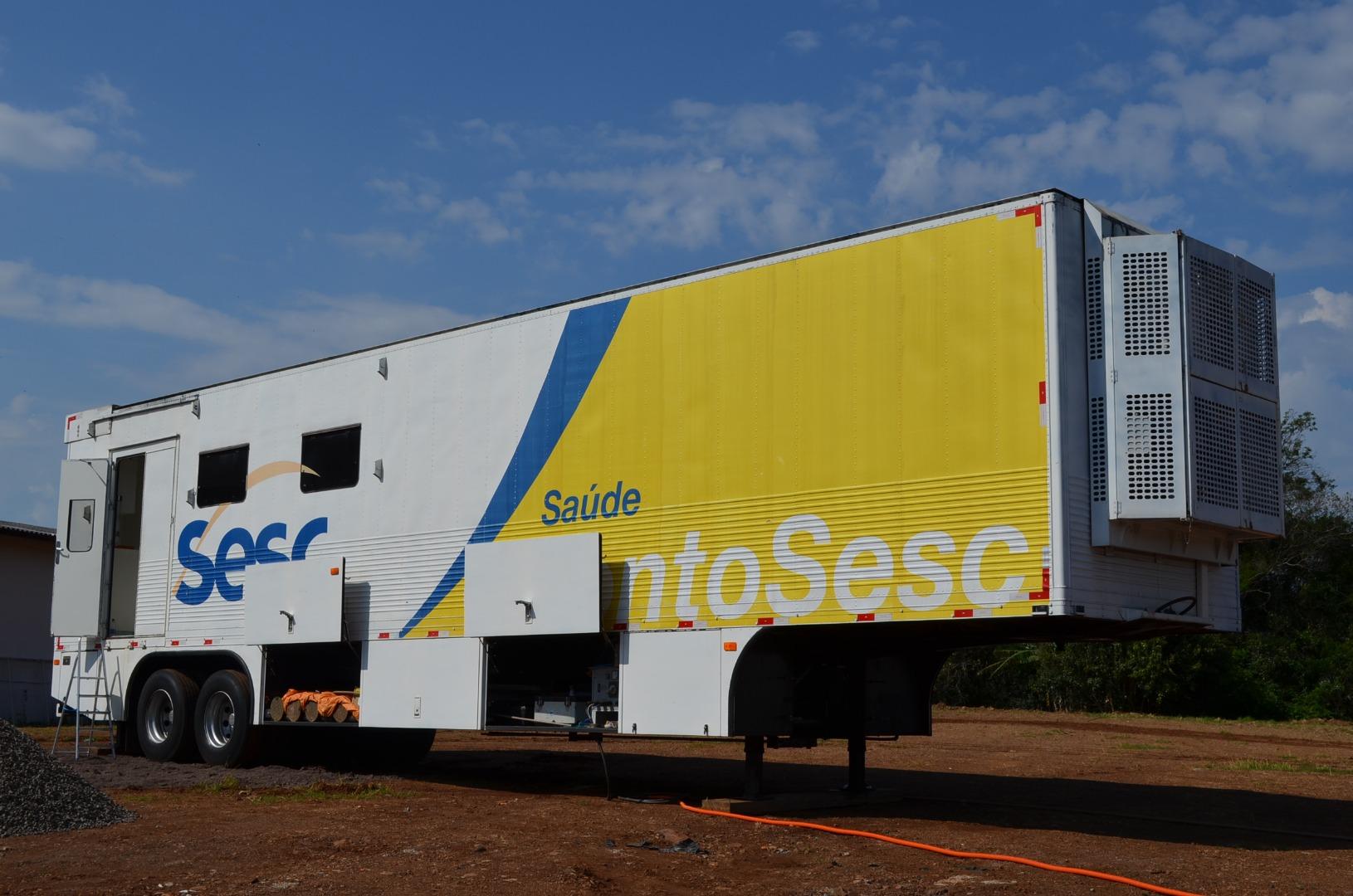 Agendamento para atendimentos no OdontoSesc em Guaraciaba é iniciado