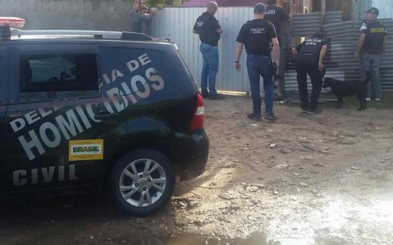 Santa Catarina tem a segunda menor taxa de homicídios do país
