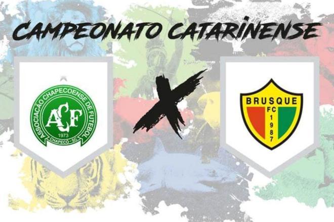 Peperi transmite Chapecoense e Brusque neste domingo