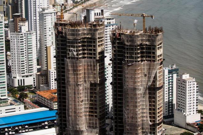 Construção civil de SC perde 15 mil empregos entre 2015 e 2014