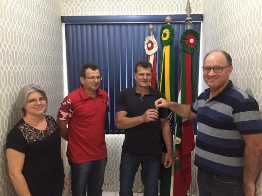 Vice-prefeito assume prefeitura de Barra Bonita por 15 dias