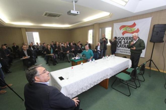 Nova edição do Fundam distribuirá R$ 700 milhões aos municípios catarinenses