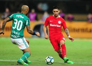 Vídeo: Palmeiras vence o Inter e abre vantagem nas oitavas