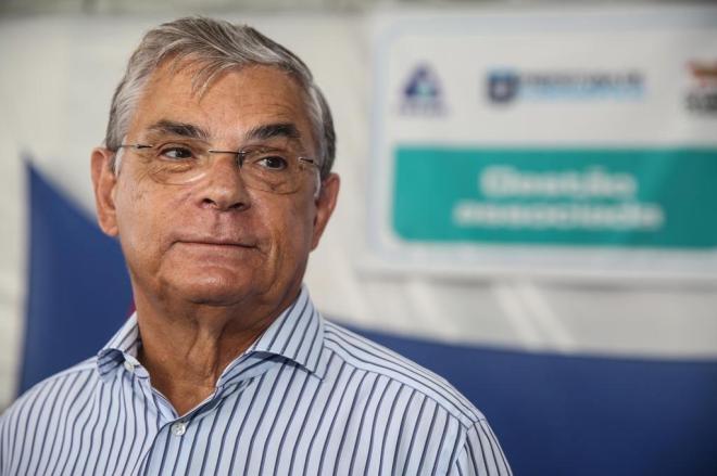 NÃO VEM: Governador cancela presença em inauguração da Oncologia