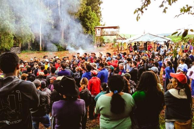 Quase 200 famílias do MST são despejadas de terras requeridas pelo Incra
