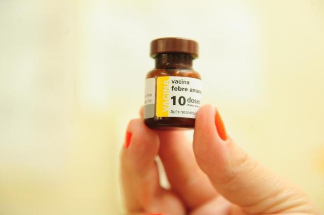 Vacinação contra febre amarela é liberada em todos municípios de SC