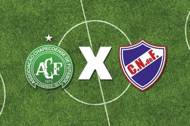 Empolgada, Chape reencontra o Nacional-URU em estreia na Libertadores