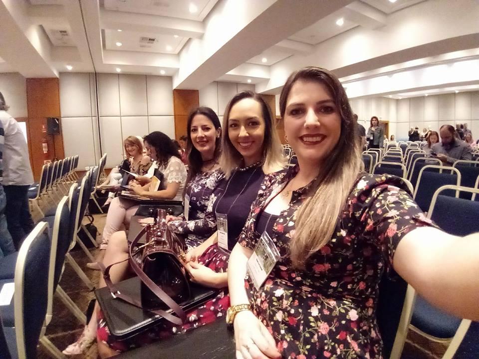 Princesa representa o Extremo Oeste no Encontro de Secretarias de Saúde em Joinville