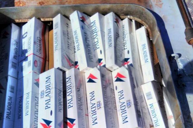 Polícia Rodoviária Federal apreende cerca de 200 mil cigarros contrabandeados