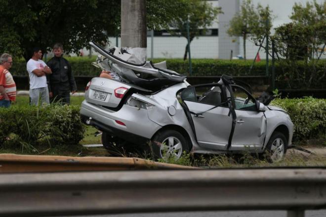 Feriadão de Carnaval deixa ao menos 12 pessoas mortas nas rodovias de SC