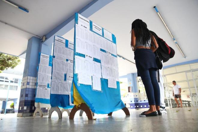 Quase 500 mil alunos voltam às aulas na rede estadual catarinenses