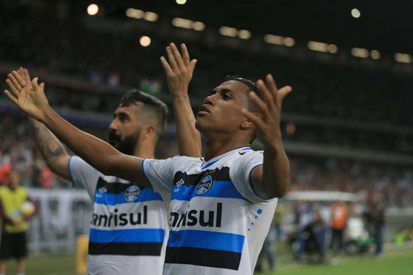 VÍDEO: Grêmio vence Atlético-MG por 3 a 1 na Copa do Brasil