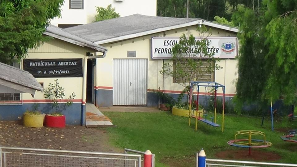 Escola Pedro Theobaldo Ritter de Guaraciaba passará por reforma e ampliação