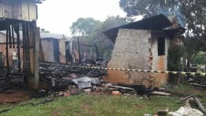 Incêndio deixa ao menos três mortos em Palmas