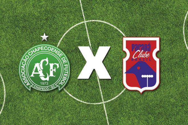 Peperi transmite hoje Chapecoense e Paraná pelo Brasileirão 2018