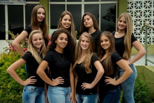 Conheça as candidatas à rainha e princesas de Tunápolis