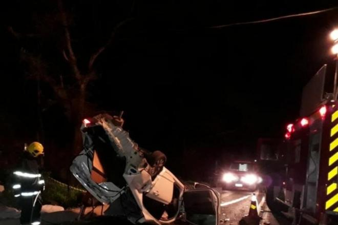 Cerca de oito mortes são registradas nas rodovias de SC neste fim de semana