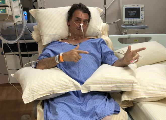 Bolsonaro apresenta nítida melhora em seu quadro de saúde, diz hospital