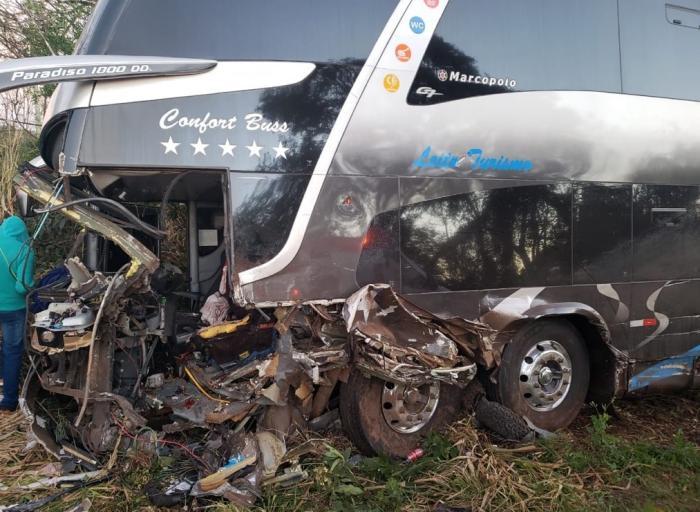 Morre a segunda vítima de acidente com ônibus de torcedores rumo ao Gre-Nal