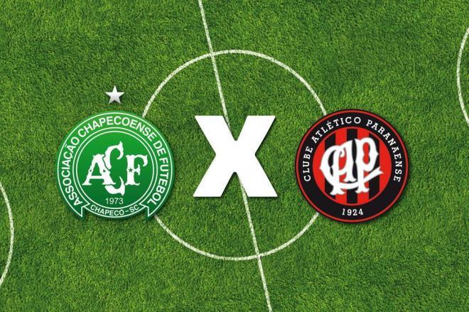 Peperi Transmite Chapecoense e Atlético-PR em jogo atrasado