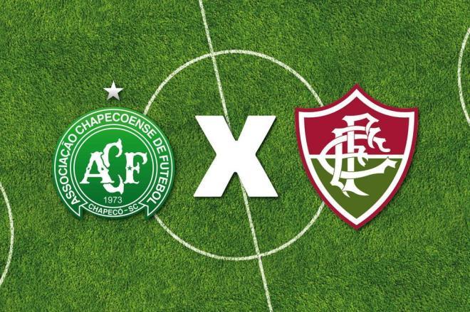 Chapecoense encara o Fluminense na luta para se distanciar do Z4