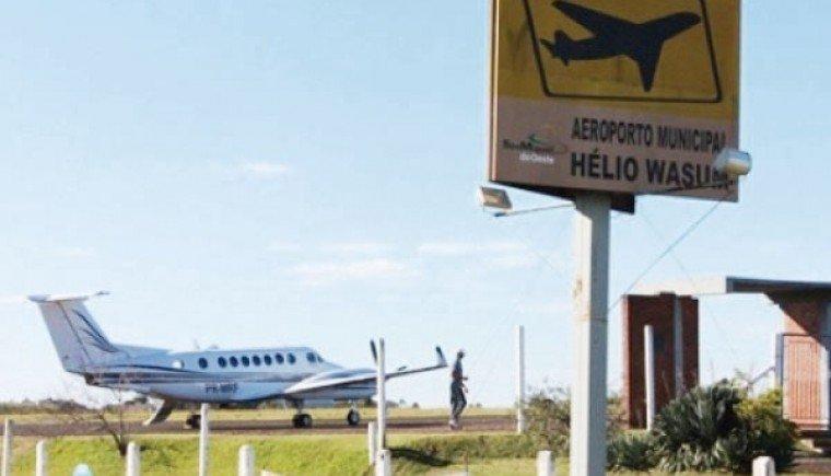 Município vai criar comissão de segurança aeroportuária