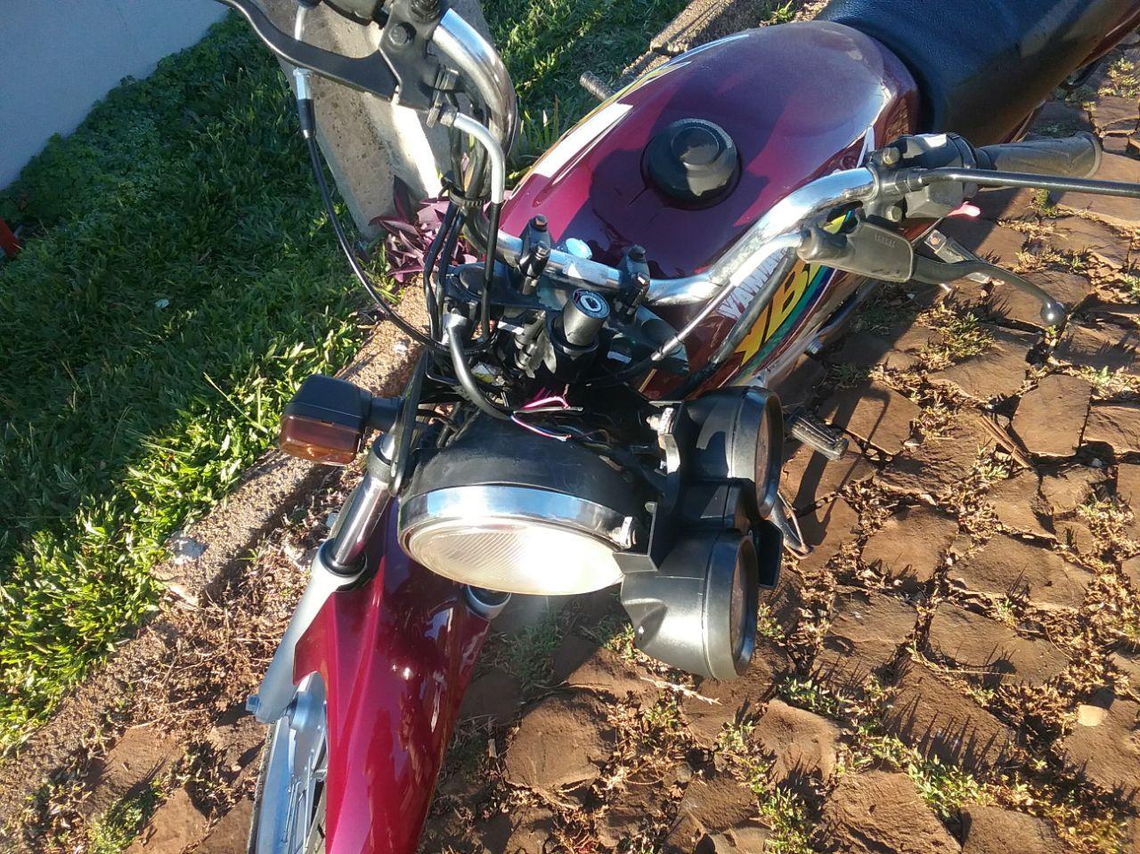 Motocicleta é recuperada pela PM
