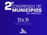 AMEOSC promove Congresso de Municípios em novembro