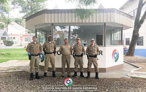 Polícia Militar de Maravilha recebe novo armamento