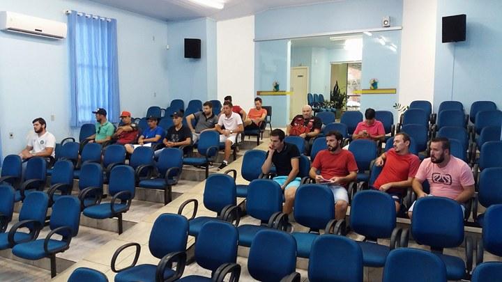Departamento de Esportes realiza Congresso Técnico