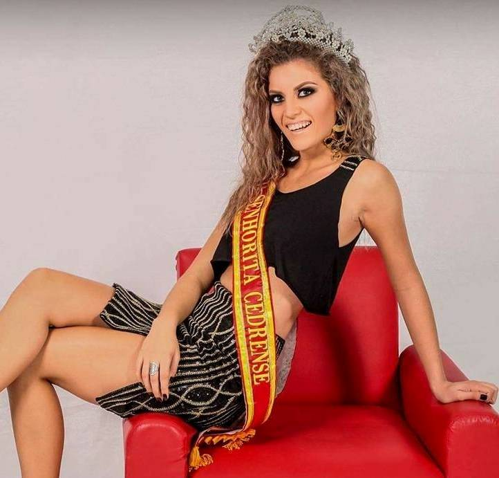 Jovem representará Sao José do Cedro no Miss Santa Catarina