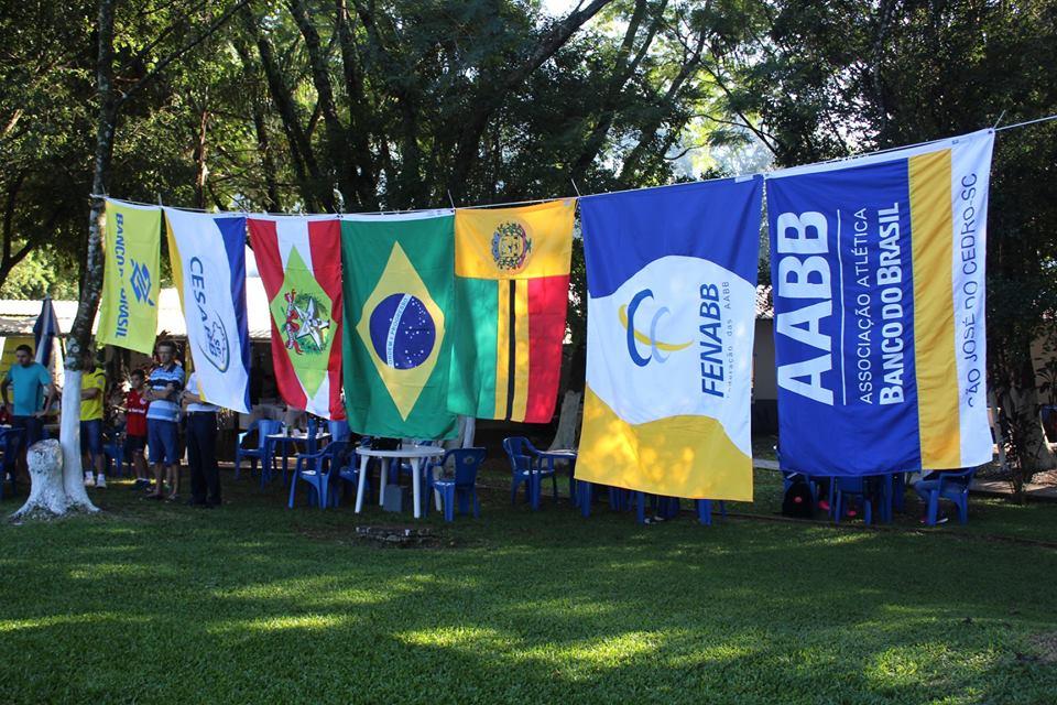 São José do Cedro sediou fase microrregional dos Jogos das AABBs 2018