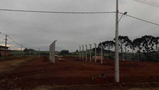 Empresa inicia instalações na nova área industrial de Guarujá do Sul