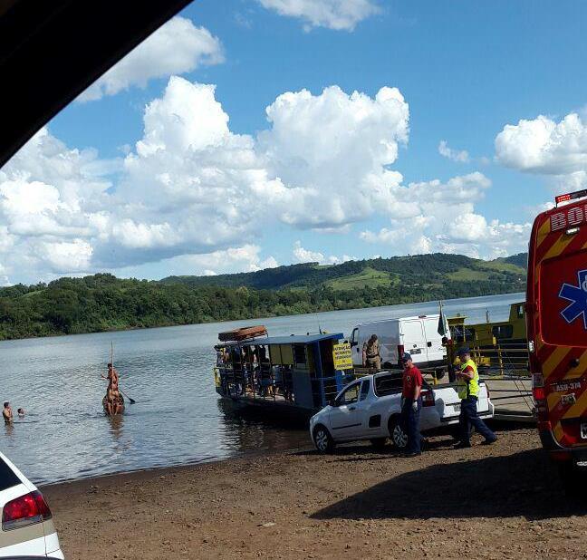 Adolescente morre afogado no Rio Uruguai em Mondaí
