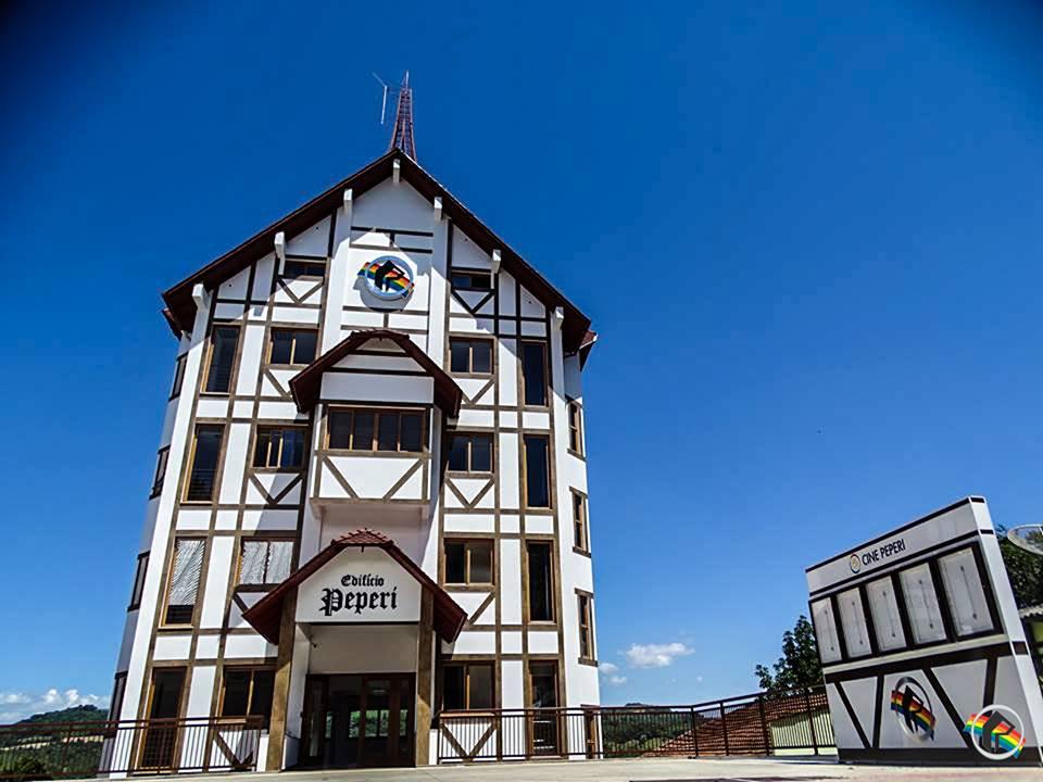 Edifício Peperi - Condomínio Rádio Itapiranga será inaugurado em outubro