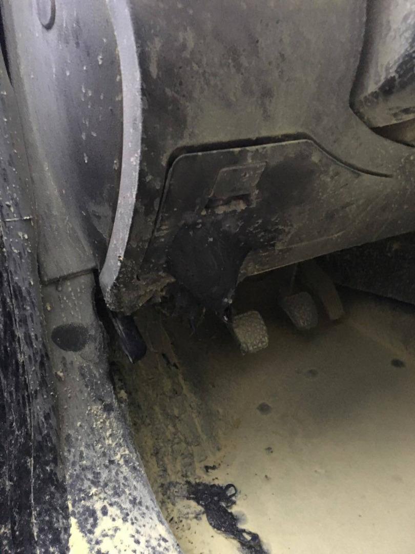 Bombeiros atendem princípio de incêndio em veículo no interior de São João do Oeste