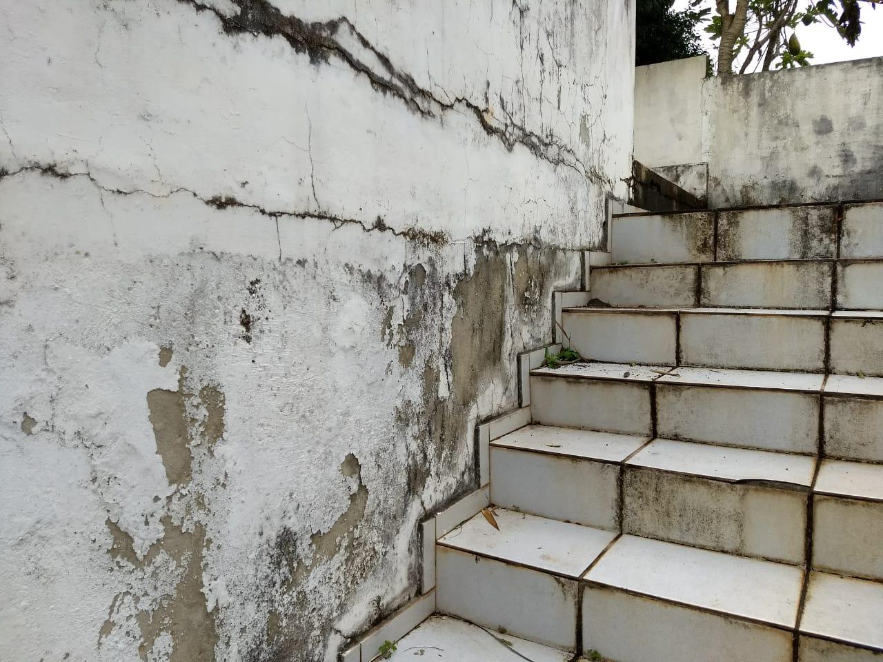 Lideranças de São José do Cedro reivindicam reformas na delegacia