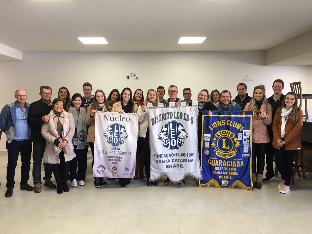 Fundação do LEO Clube ômega Guaraciaba acontece neste sábado