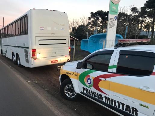 Mais de 80 mil reais em mercadorias são apreendidos pela Polícia Rodoviária