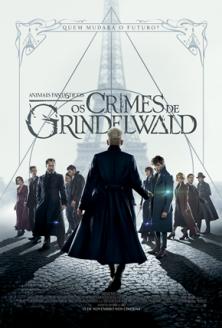 Animais Fantásticos: Os Crimes de Grindelwald - 3D