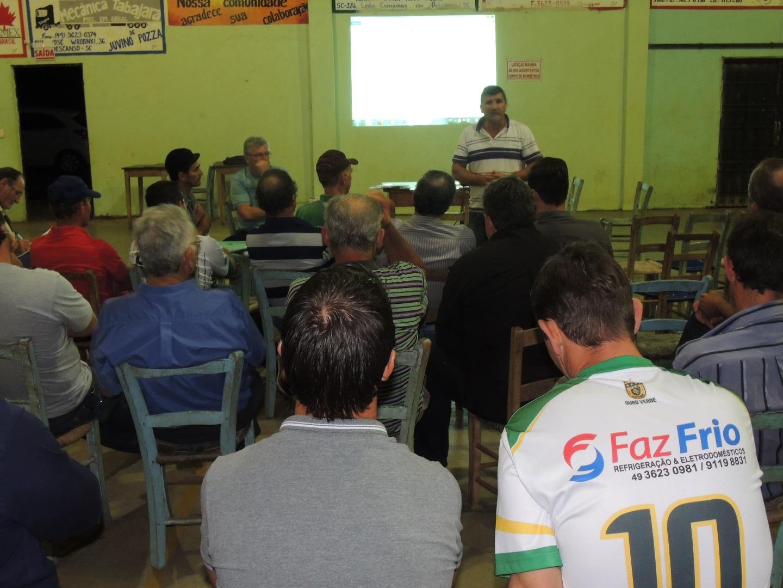 Agricultores e lideranças marcam audiência na Celesc para cobrar investimentos