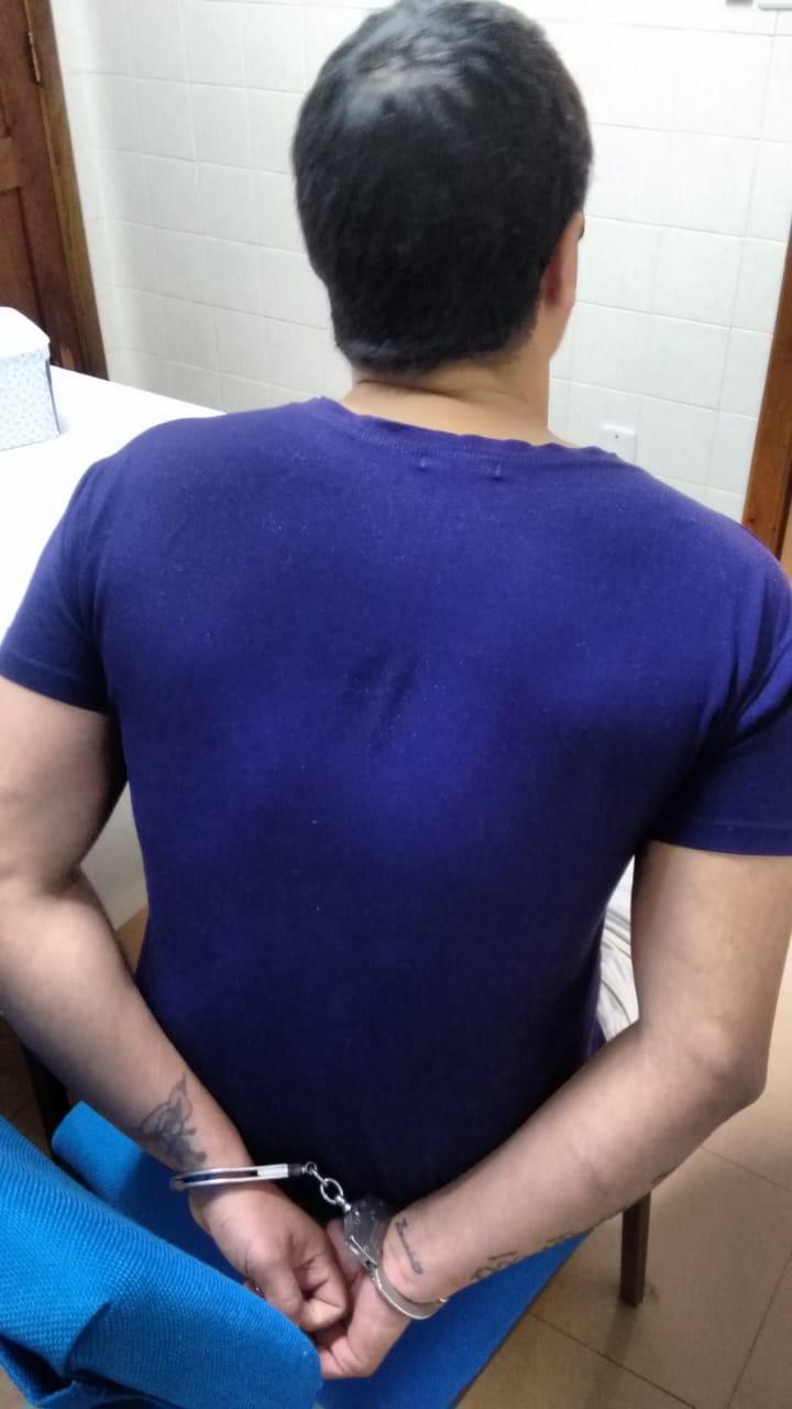 Foragido da penitenciária é preso durante ação conjunta em São José do Cedro