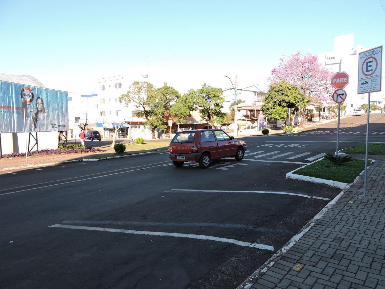 Estacionamento rotativo não é mais  cobrado do meio-dia às 13 horas