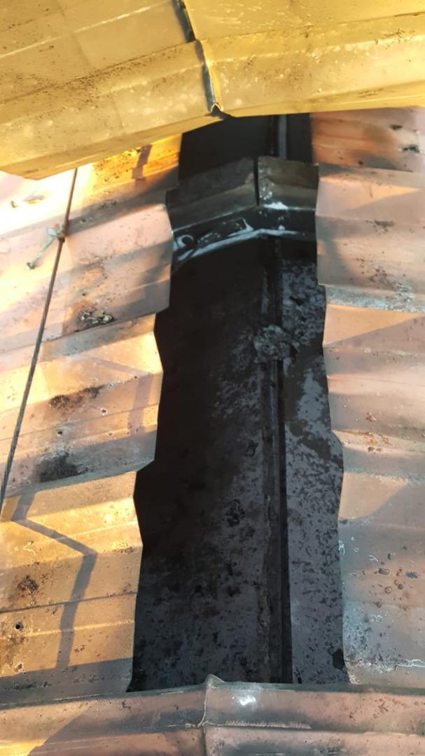 Bombeiros atendem incêndio em cervejaria
