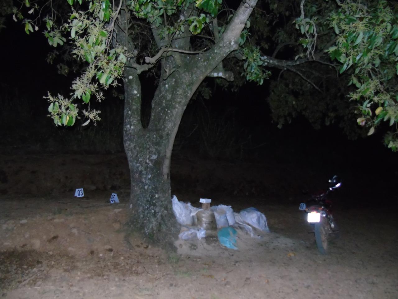 Polícia Civil realiza reconstituição de homicídio no interior de São José do Cedro