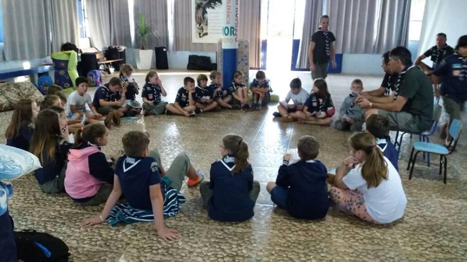 Grupo de Escoteiros Tupã promove evento em comemoração aos 25 anos