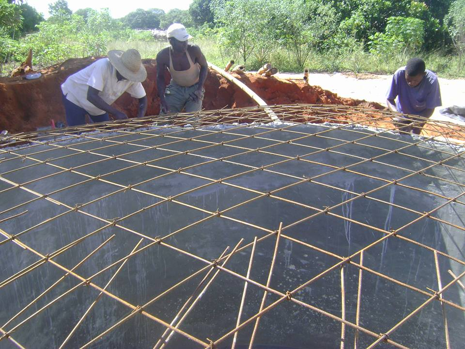 Projeto do Lions de Guaraciaba possibilita construção de cisternas na África
