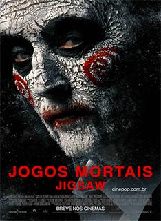 Jogos mortais - Jigsaw - 2D | 02/11/17