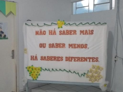 Belmonte inicia programa de alfabetização com turma de 14 alunos